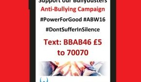 Bullybusters Fundraising Campaign Launched